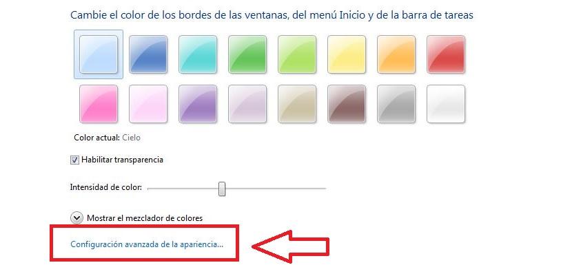 02 color de las ventanas en Windows 7