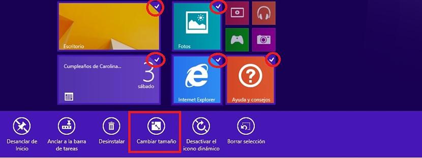 02 seleccion multiple en Windows 8.1