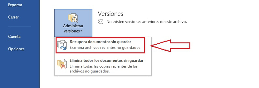 03 recuperar documentos perdidos en Word 2013