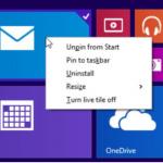 Como sacarle mejor provecho a Windows 8.1 en su nueva actualización