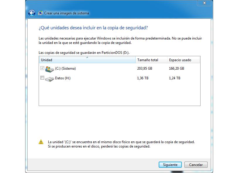 04 Imagen del Sistema en Windows 7