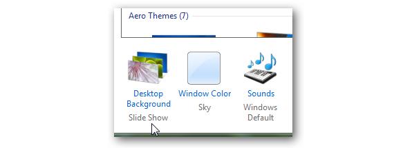 04 personalizar escritorio en Windows 7