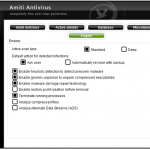 Amiti Free Antivirus: un antivirus gratuito Open Source para Windows