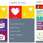Celebra San Valentín desde tu teléfono móvil con Windows Phone