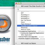 Como puedo ejecutar aplicaciones de Windows en un ordenador Mac