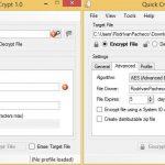 Como encriptar archivos individuales con Quick Crypt