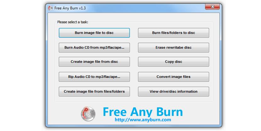 Free AnyBurn