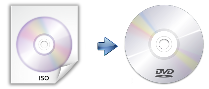 Imágenes de disco en Windows