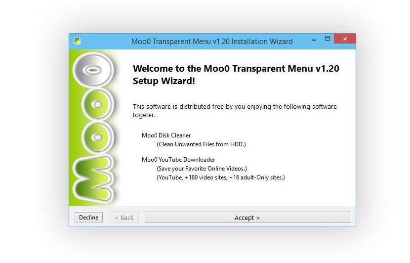 Moo0 Transparent Menu 01