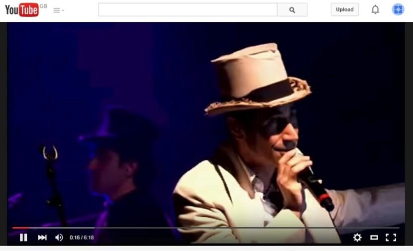 Nueva Interfaz de YouTube en la Web