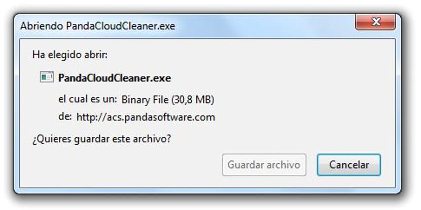 Panda Cloud Cleaner 01.1
