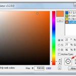 Herramientas que nos ayudarán a copiar el color con un sólo clic