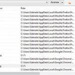 Como proceder para recuperar archivos borrados con Recuva
