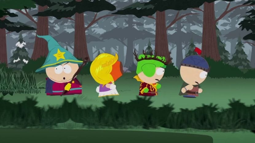 South Park Stick Of Truth 1