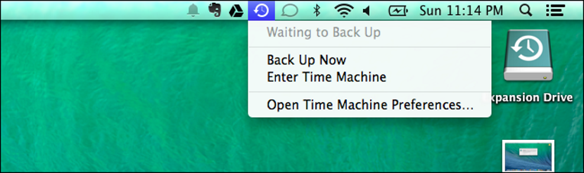 Time Machine en un MacBook 03