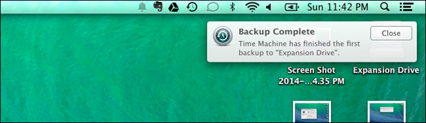 Time Machine en un MacBook 06