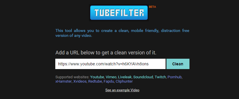 TubeFilter 01