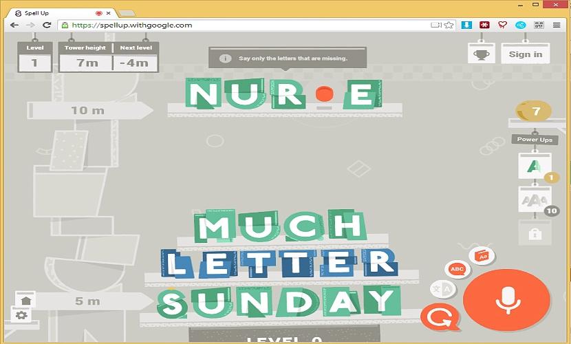 aprender inglés en Chrome 03