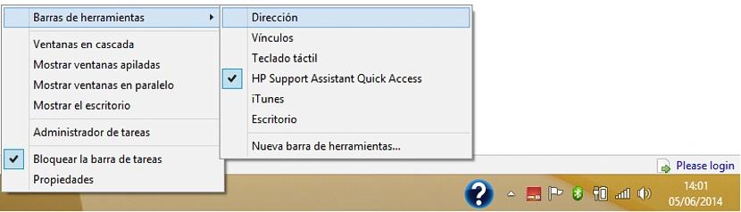 barra de direcciones en Windows 01