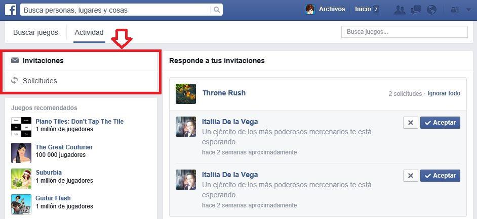 bloquear invitaciones a jugar en Facebook 03