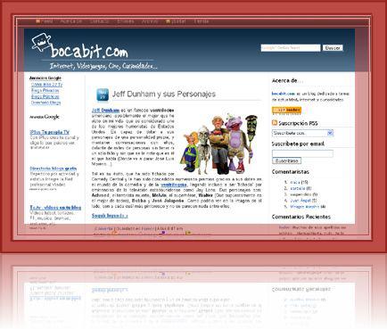 Bocabit.com bocados de información