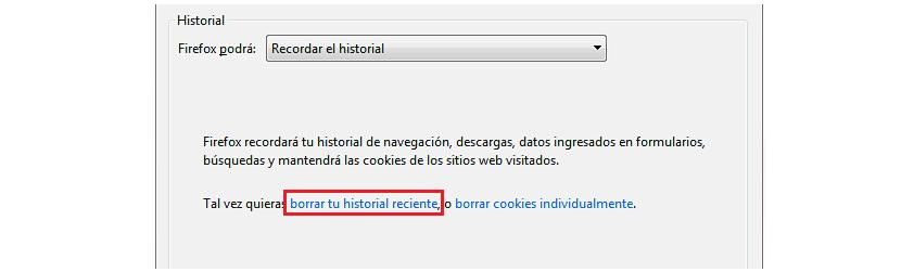 caché en Firefox 02
