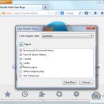 Porque debemos borrar o no la cache en Mozilla Firefox