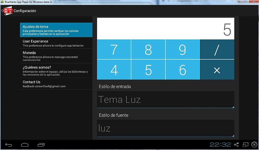 conversor de unidades en Android 01