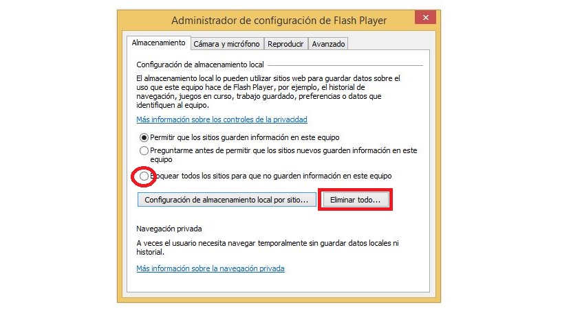 cookies de Adobe Flash Player 02
