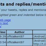 Cómo hacer una copia de seguridad de tus tweets en Twitter