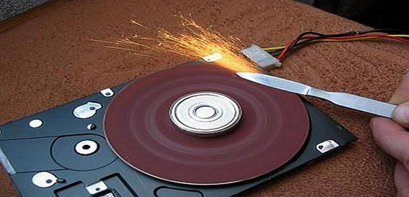 dar formato profundo a discos duros en Windows