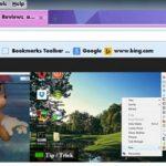Cómo personalizar las pestañas de navegación de Firefox