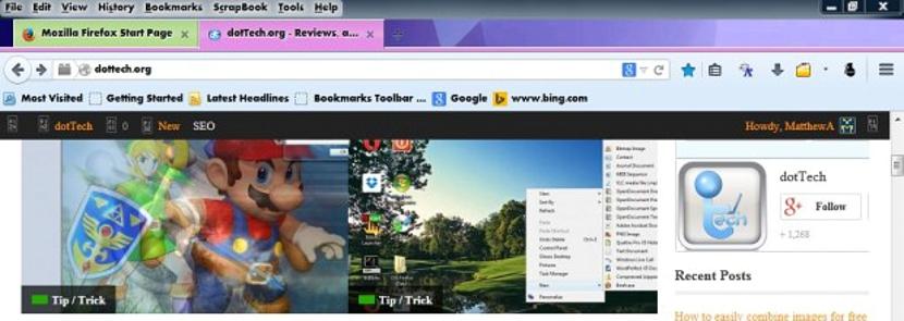 diferentes colores en Firefox 01