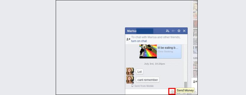 enviar dinero por Facebook Messenger 04