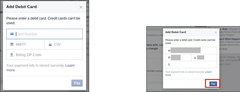 enviar dinero por Facebook Messenger 06