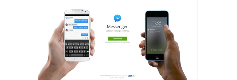 enviar dinero por Facebook Messenger