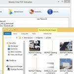 Como extraer imágenes de un archivo PDF en Windows