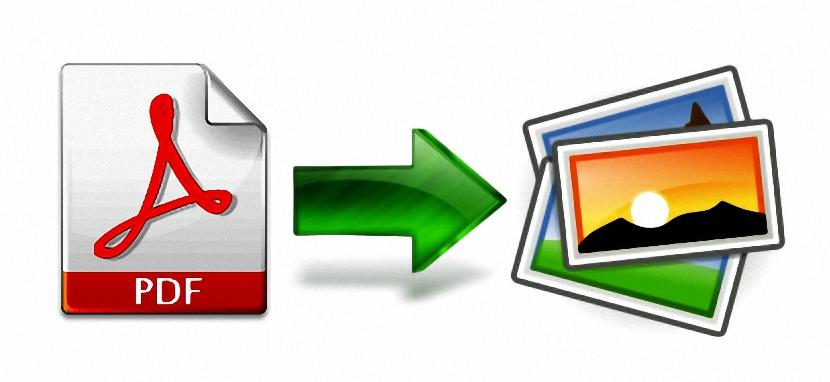 extraer imágenes de un archivo PDF