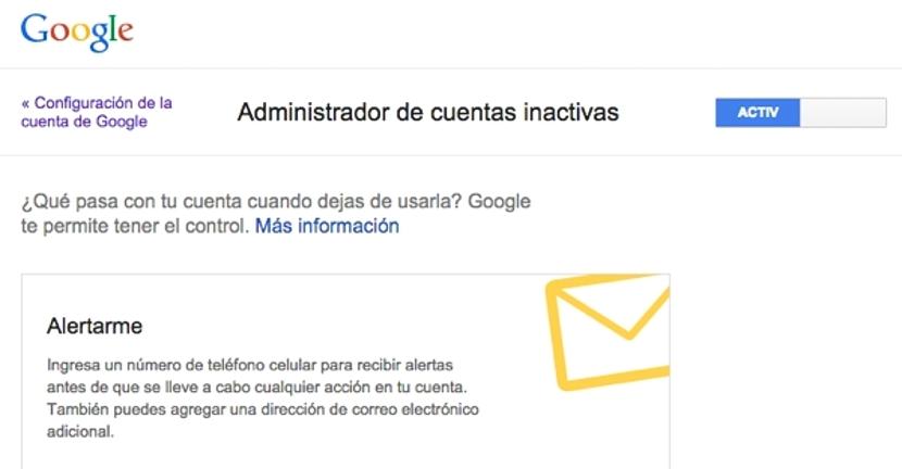 formulario de Google Plus