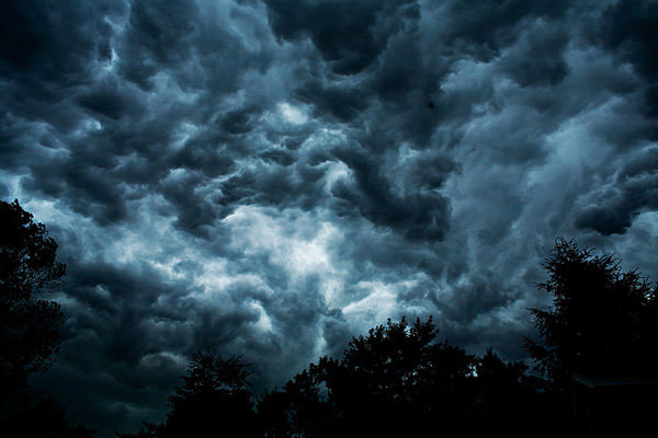 fury 40 Stunning Photos of Beautiful Clouds