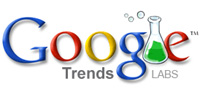Logotipo de Google Trends
