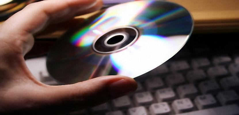 grabar discos DVD con aplicaciones portátiles