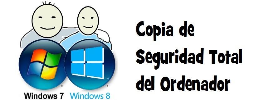 imagen del sistema en Windows 7