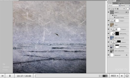 New Digital Composite: Hindsight