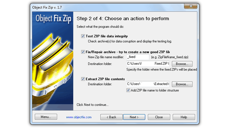 object-fix-zip