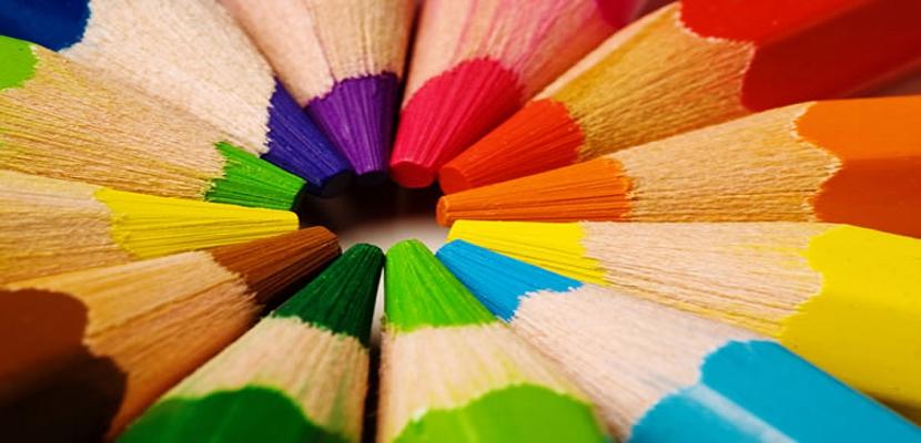 reconocer el nombre de un color