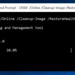 Reparar archivos de Windows cuando el sistema falla