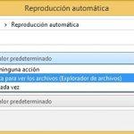 Cómo desactivar la reproducción automática de un DVD en Windows