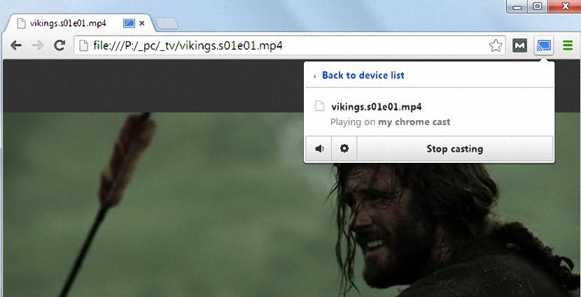 reproduccion remota de videos en el Chromecast 01