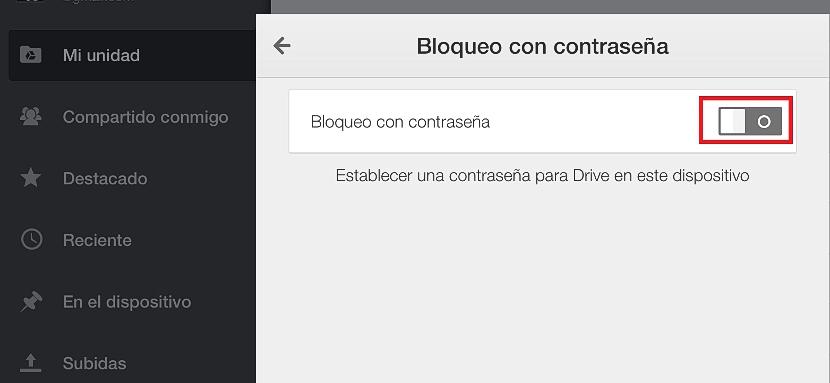 seguridad de 4 digitos en Google Drive 04
